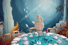 image - amazing party themes - themed parties: underwater
