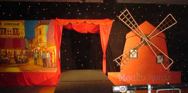 Corporate and Private Event Organisers and party planners