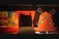 image - amazing party themes: themed event - Moulin Rouge