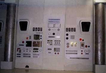 Spaceship Interior Panels For Hire