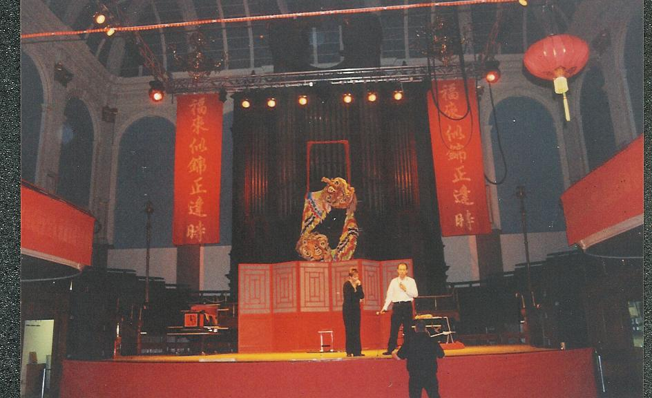 chinese stage act