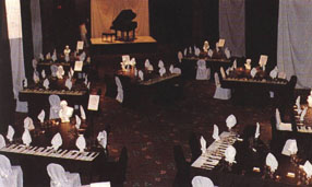 grand piano table tops