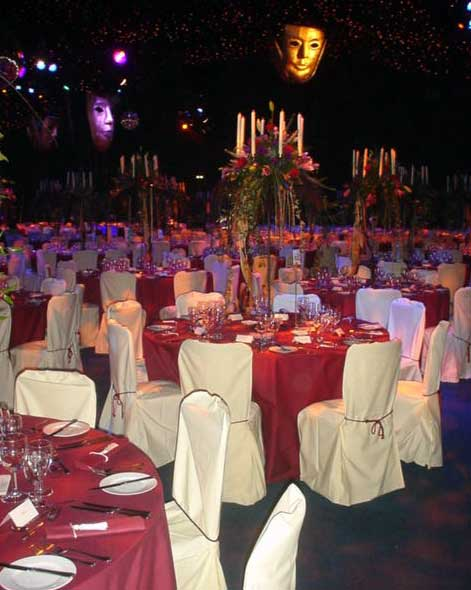Venetian Masked Ball Themed Party
