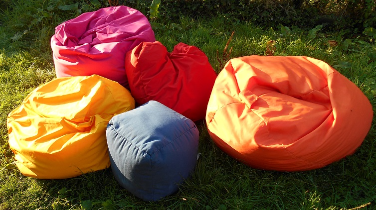 bean bags for hire