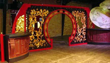 Chinese Themed Props For Parties And Events
