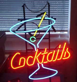 cocktail neon