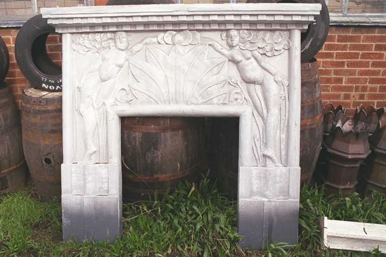 rude fireplace
