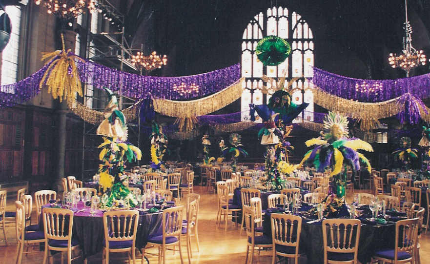Mardi Gras Themed Parties And Mardi Gras Events