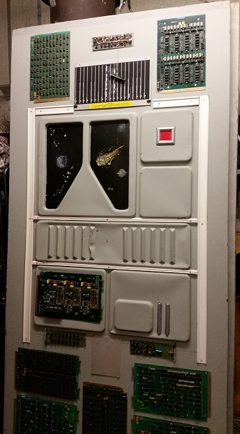 space ship panel